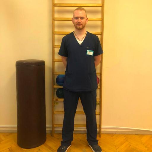 Фомин специалист по двигательной реабилитации