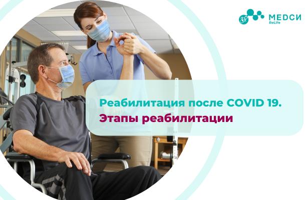 реабилитация после коронавируса